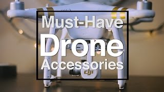 Best drone accessories - phantom 3 professional & quadcopters
