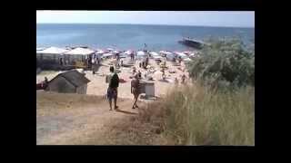 RAVDA Bułgaria plaża południowa 2013r.