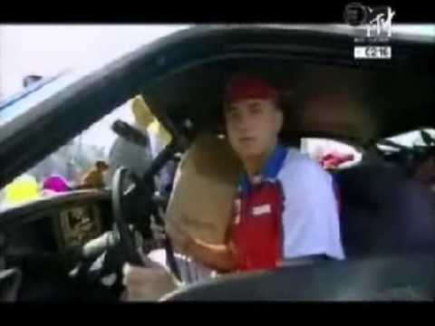 Eminem Dr Dre - The Making Of 'The Real Slim Shady'.avi ...