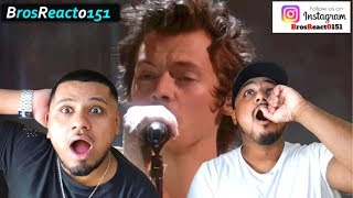 Harry Styles - Falling (Live From The BRIT Awards, London 2020) | REACTION