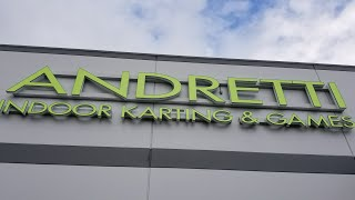 NEGRORLANDO 113: ANDRETTI KART RACING