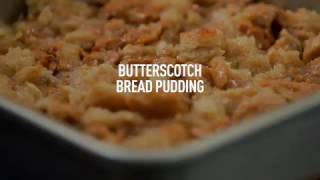 Butterscotch Bread Pudding by Panasonic
