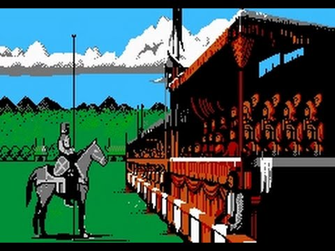 Defender of the Crown (NES) Playthrough - NintendoComplete
