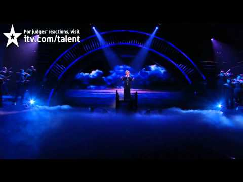 Susan Boyle sings Madonna hit You'll See - Britain's Got Talent 2012 Final - UK version