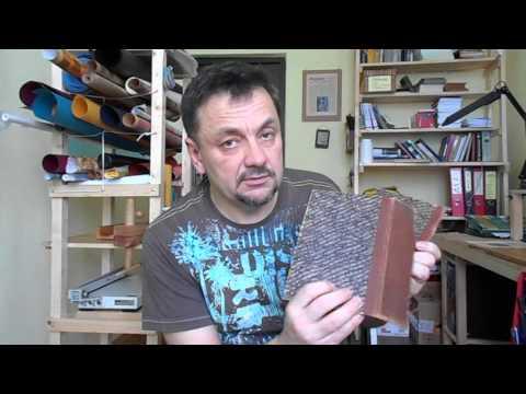 Ремонт книг: разборка книги в твердом переплете