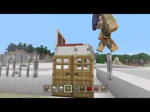 Minecraft: PlayStation®4 Edition_maison