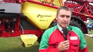 Kverneland opryskiwacze na Agro Show 2014