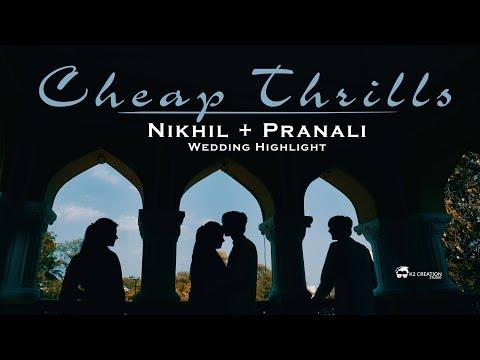 Nikhil + Pranali | Wedding Highlight | Cheap Thrills | K2creationstudio | Burhanpur , Jalgaon | 2019