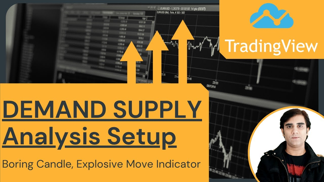 TradingView com Indicators Settings for Demand and Supply Analysis (Boring  Candle, Explosive Candle)