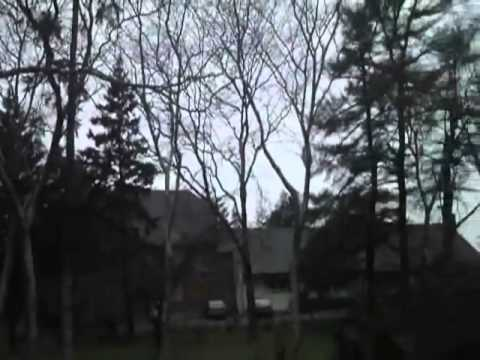 ATTACKED BY A NWO CIA MONTAUK PROJECT HURRICANE IN MARCH - HAARP, SCALER