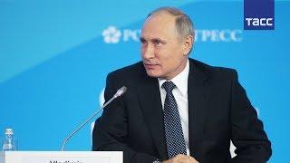 Путин рассказал анекдот про израильскую армию