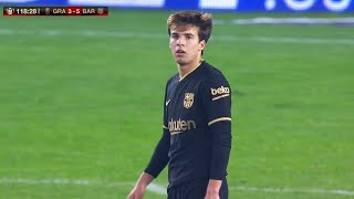 Riqui Puig vs Granada (03/02/2021) | Amazing Performance!