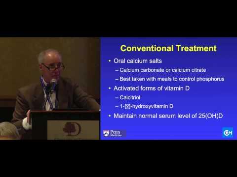 Thyroid Cancer: Hypoparathyroidism/Hypocalcemia.Dr. Levine. ThyCa Conference