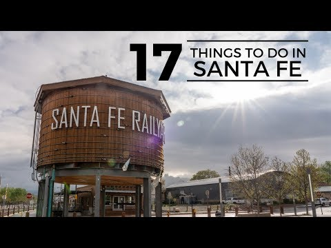 17 Things to do in Santa Fe, New Mexico: A Travel Guide