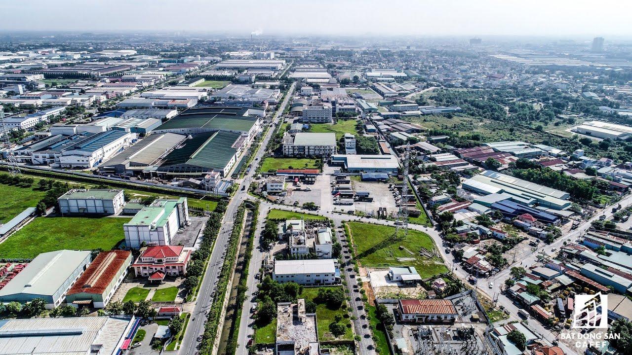 Dự án Khu Đô Thị Bàu Bàng | Bảng giá cập nhật tháng 06/2020