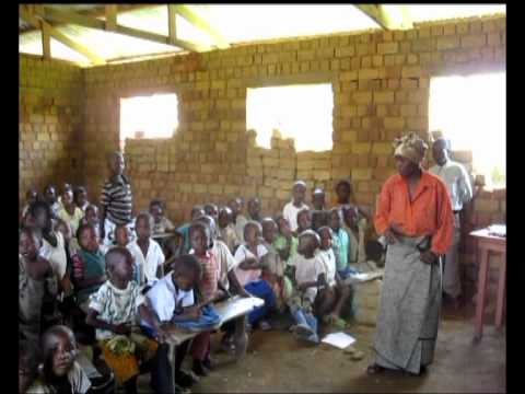 Real Gift - Distribution of education supplies in Congo