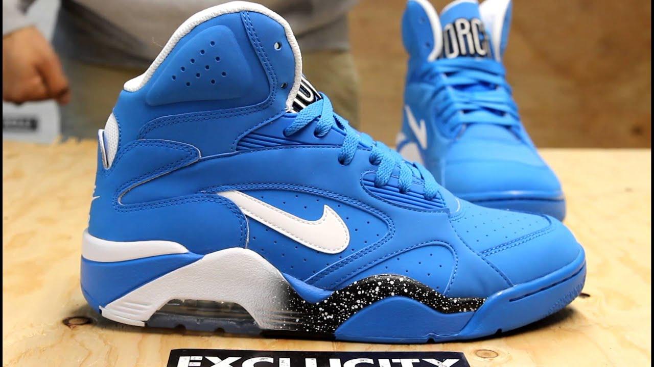Nike Air Force 180 Mediados Opinión
