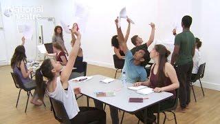 Creating Chorus: Building Choreography