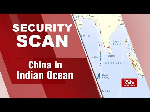 Security Scan - China in Indian Ocean