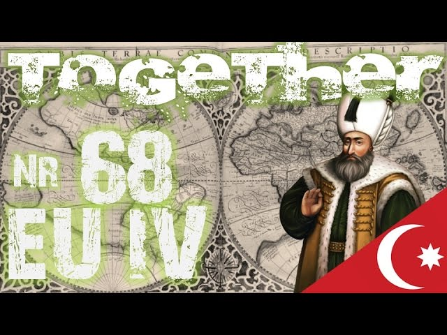 Together mit Günna und egonson: Europa Universalis IV 68 - Patch 1.6