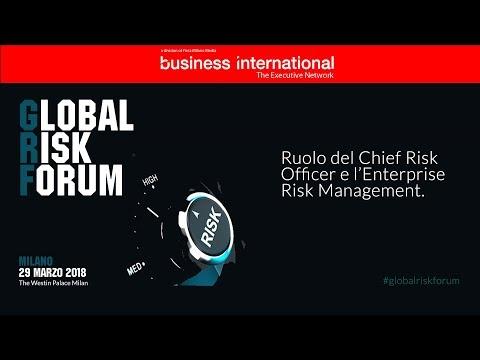 Ruolo del Chief Risk Officer e l'Enterprise Risk Management