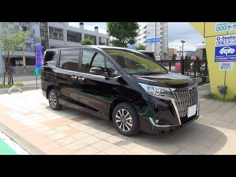 2017 New TOYOTA ESQUIRE 2.0L 4WD - Exterior & Interior