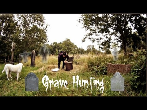 Come Grave Hunting with Me! ~ Halloween Special
