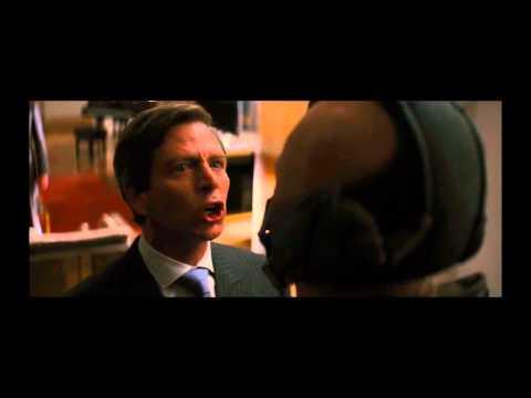 The Dark Knight Rises: I'm necessary evil.