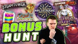 Bonus Hunt Results 08/03/19 - 17 Slot Features!