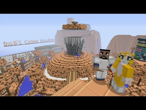 Minecraft (Xbox 360) - BigB's Cookie Kingdom - Hunger Games