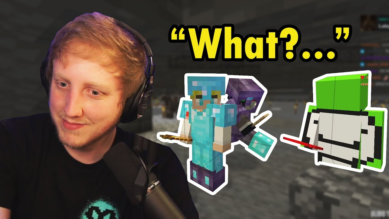 Philza gets taunted by Tommy, Ranboo & Drista on Dream SMP
