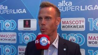 Vemodig Hansen: B�de god og s�rgerlig dag