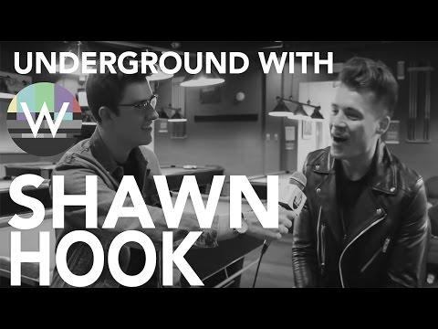 Shawn Hook Interview 2015