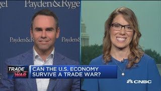 Can the US economy survive a trade war?