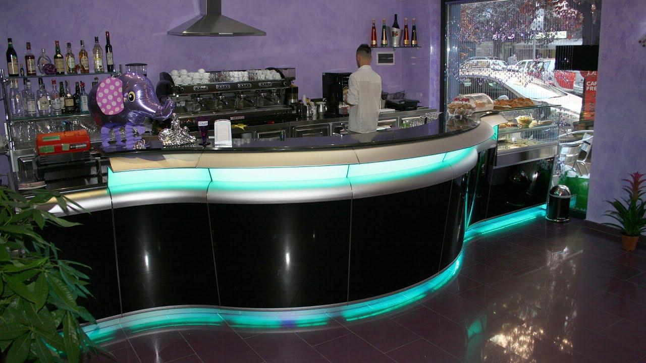 Arredamento bar gastronomia Ekip arredamenti per negozi Roma V23 ...