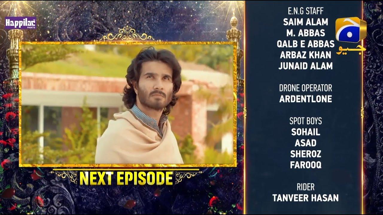 Download Khuda Aur Mohabbat - Season 3 - Ep 27 Teaser - Digitally Presented by Happilac Paints - 30th July 21