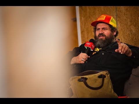 On Doers Episode 022 / Aaron Draplin