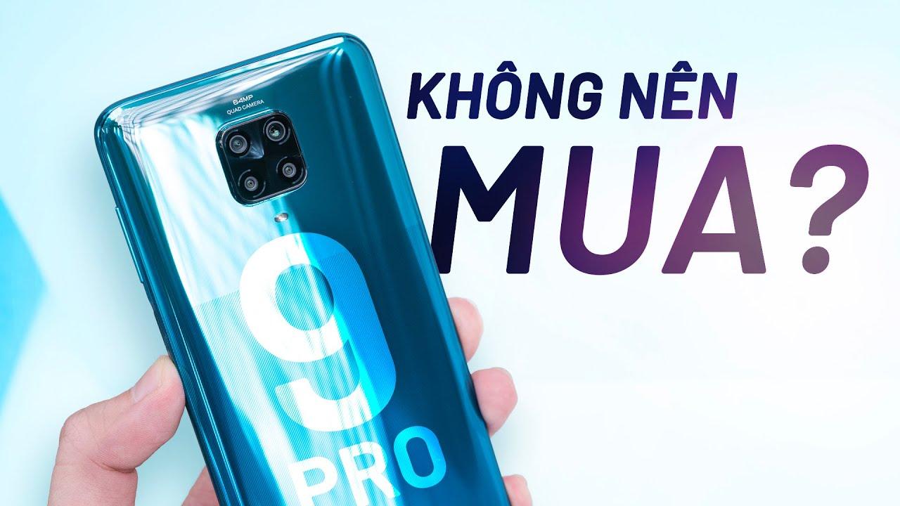 Đánh giá nhanh Xiaomi Redmi Note 9 Pro: thêm 500k có Camera 64MP