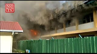 94 students affected by Penampang school hostel fire