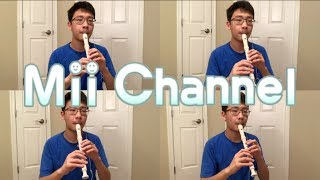 Mii Channel On Recorder