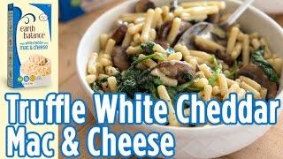 Vegan Truffle Mac & Cheese Recipe