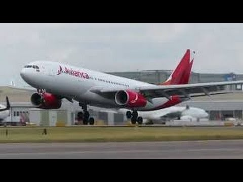 Fantastic Landing of Avianca in Guatemala on 19 June 2016 by Abu Shayan