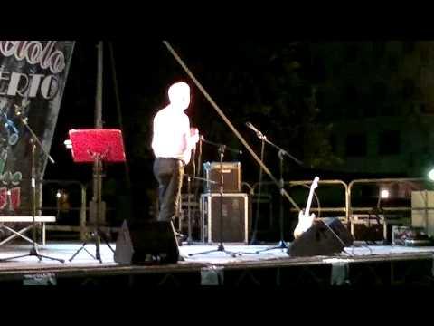 telenovella canta giacomo serpa 13 agosto 2011 piazza porto salvo a siderno marina
