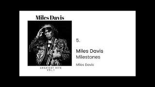 Miles Davis - Milestones (Audio)