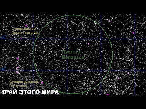 Самое СТРАШНОЕ место во вселенной - Пустота Волопаса
