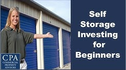 Self Storage Investing for Beginners