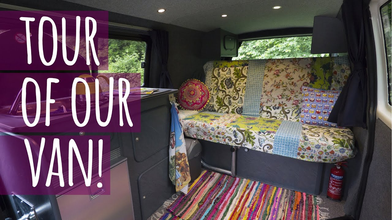 van life vlog take a look inside our vw campervan youtube