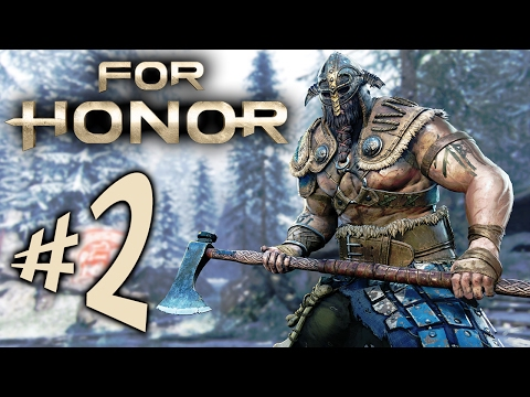 FOR HONOR - Parte 2: A Grande Invasão Viking!!!!! [ PC - Playthrough ]