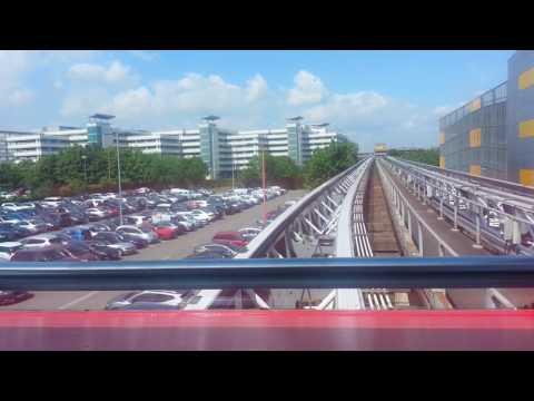Birmingham Airport monorail