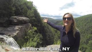 Outdoor Exercise- Hiking Kaaterskill Falls